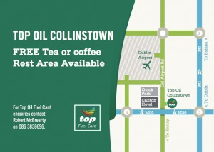 Contact us Collinstown Business Park Airport Road Cloghran Santry Dublin Airport Diesel Commercial Parking Bus Parking Coach Parking Truck Parking AdBlue
