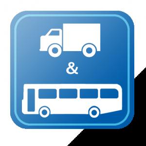 Coach parking, bus parking, trucking parking trailer parking commercial parking